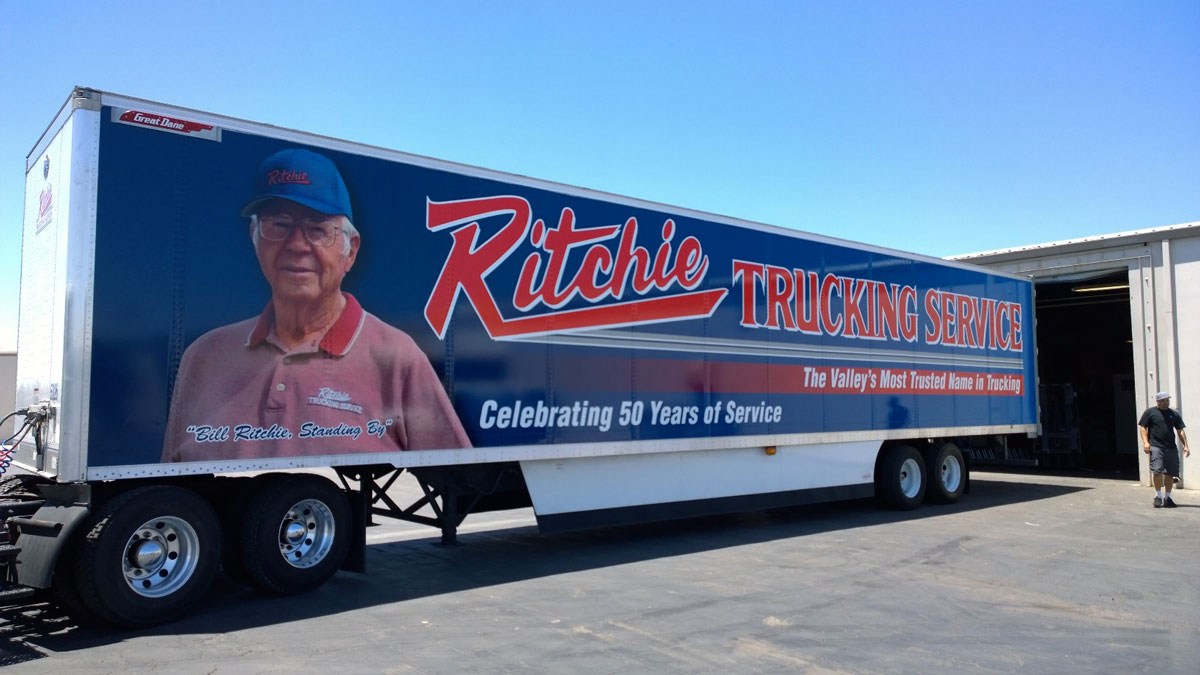 RITCHIE TRUCKING SERVICE Previous 1