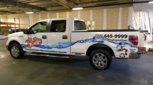 AllStarPlumbing Truck